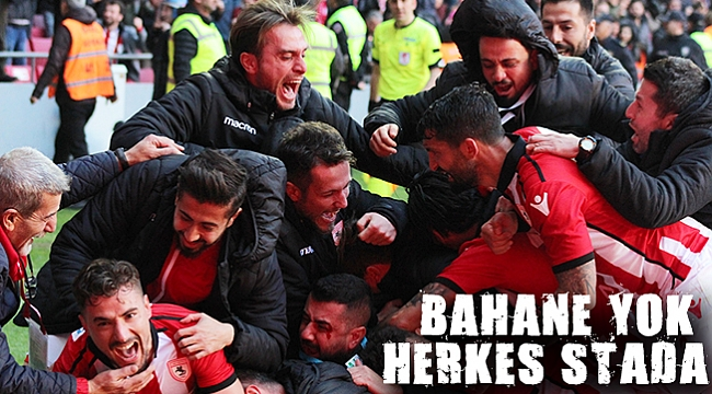 BAHANE YOK HERKES STADA