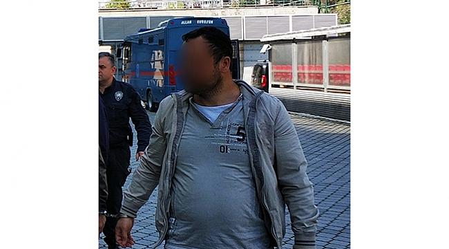 Eşini darp ettiği iddia edilen koca tutuklandı