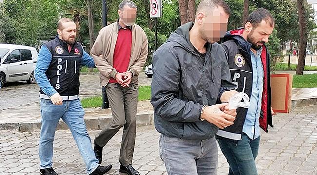 İstanbul'dan Samsun'a getirilen skunkla ilgili 2 şahıs adliyede
