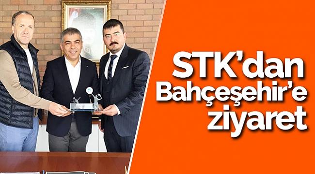 STK'dan Bahçeşehir'e ziyaret