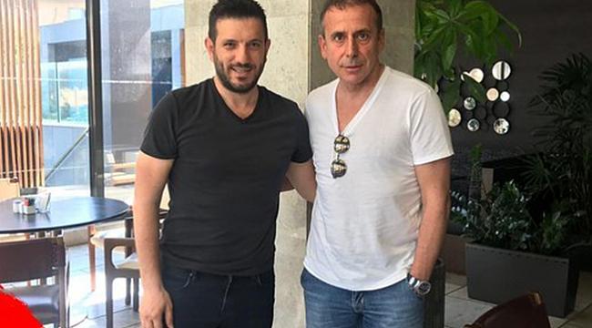 Beşiktaş'la işbirliği toplantısı