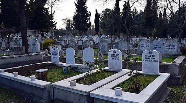 Samsun'da mezar hizmetleri ücretsiz yapılıyor