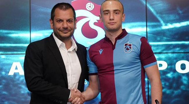 Samsunlu Doğan Trabzonspor'da
