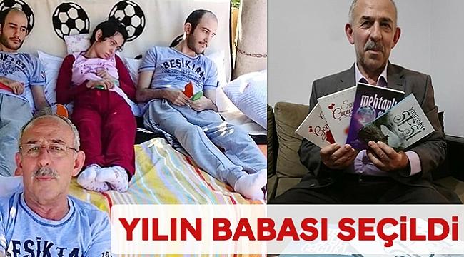 YILIN BABASI SEÇİLDİ