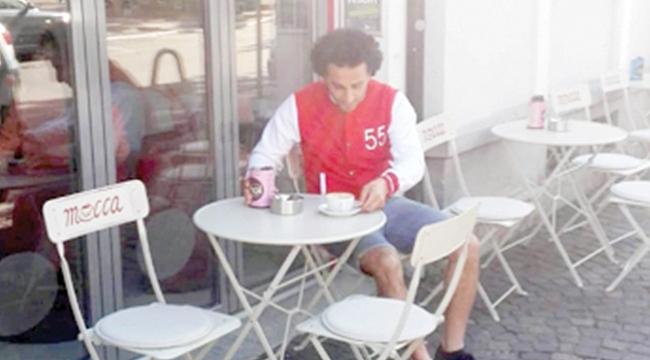 Lübnanlı Ali'nin  Samsunspor aşkı