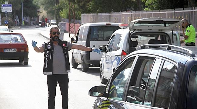 Bafra polisi teyakkuzda