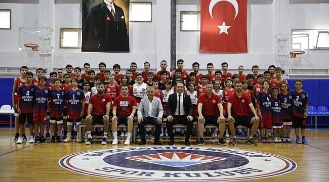 Samsun Bahçeşehir Koleji basketbol sezonuna hazır