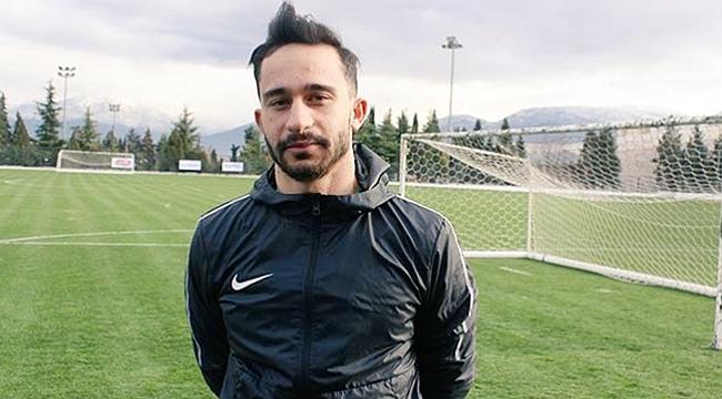 Samsunlu futbolcu Menemenspor'da