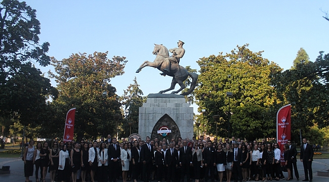 BAHÇEŞEHİR'DE ZİL ÇALDI