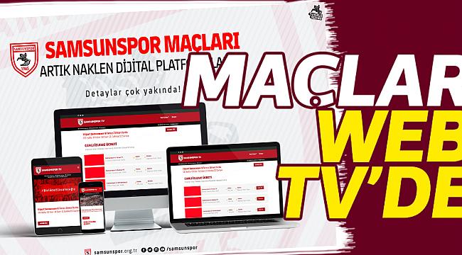 MAÇLAR WEB TV'DE