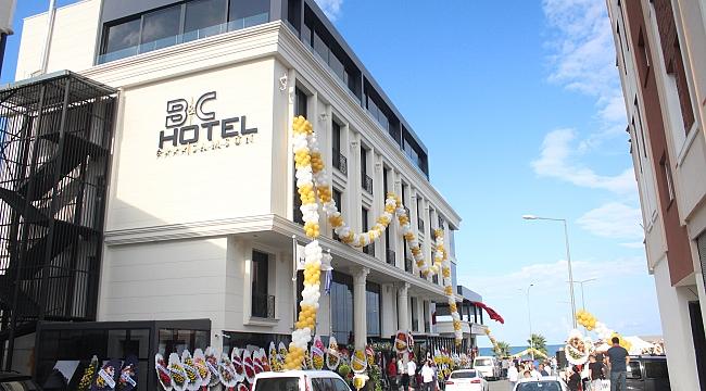 MUHTEŞEM HOTEL AÇILDI