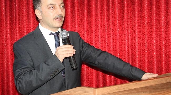 'Kütüphane  Konuşmaları'  Bafra'da