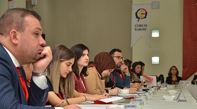 7. Karadeniz Baroları  Çocuk Hakları Çalıştayı