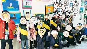 Çocuklar TEGV'de haklarını öğreniyor