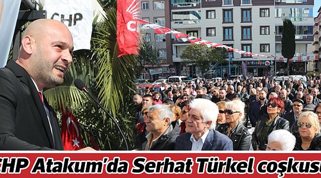 Cumhuriyet güneşi Atakum'da batmayacak