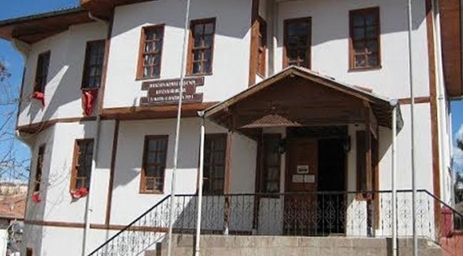 Havza'da Atatürk Evi'ne yoğun ilgi