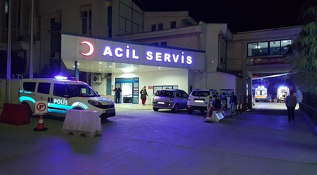 Otomobil ile  araç çarpıştı: 6 yaralı