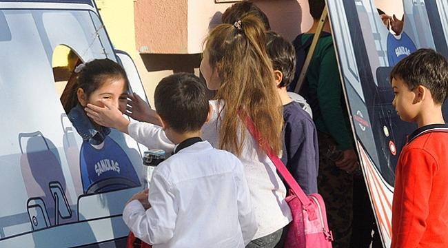 SAMULAŞ'tan 'toplu ulaşım' eğitimi