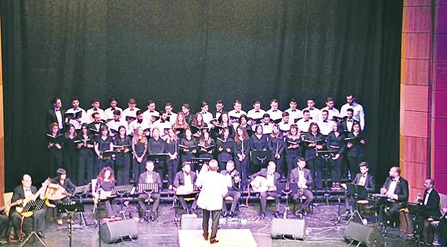 100. yıla özel konser