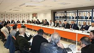 AK Parti'de mini temayül