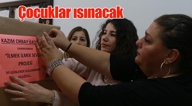 'İLMEK İLMEK SEVGİ' PROJESİ