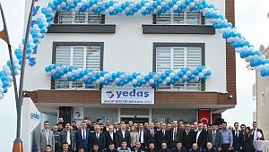 YEDAŞ yeni hizmet binası açtı