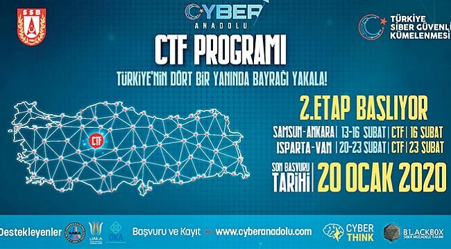 Cyber Anadolu 2. Etabı Samsun'da