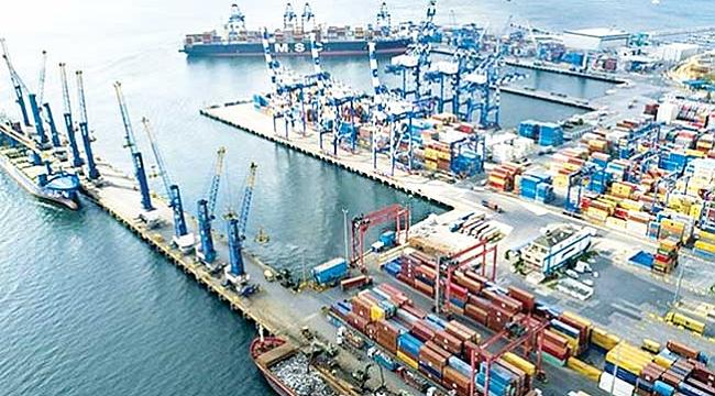Rusya'ya ihracatta Trabzon öne çıktı