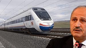 Samsun'a hızlı tren müjdesi!