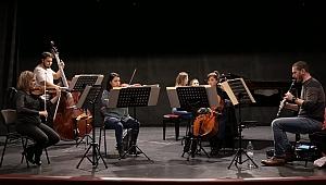 Tangonun tutkulu müziği SAMDOB Sahnesi'nde