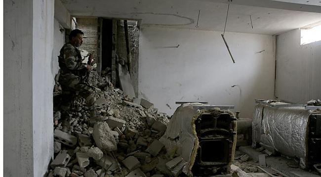 YPG/PKK'nın bir tüneli daha patladı!