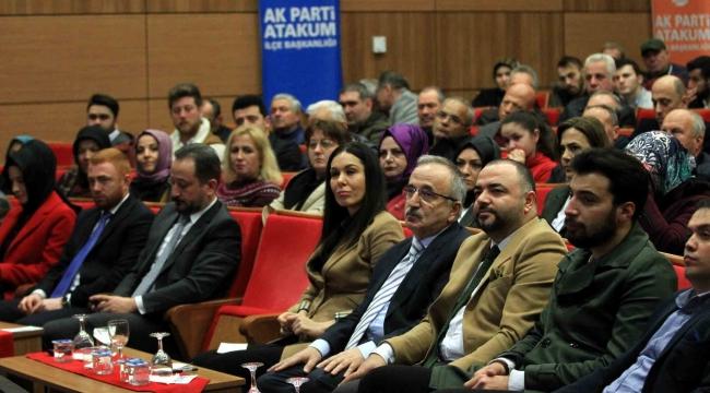 AK Parti aydınlık geleceği inşa edebileceğimiz yerdir