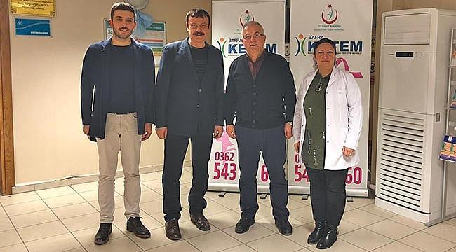 Bafra'da eğitici seminer