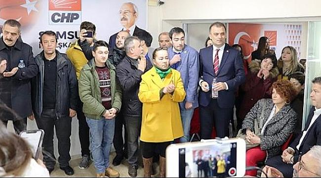 CHP'li Türkel adaylığını açıkladı