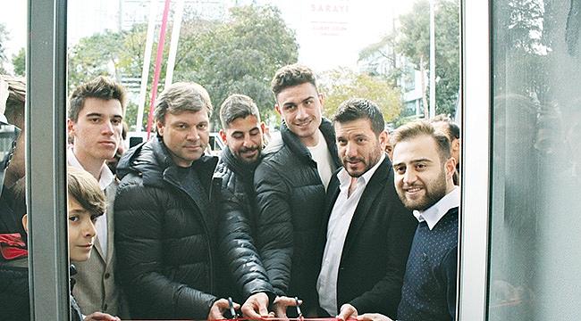 Forza Samsun'danmuhteşem açılış