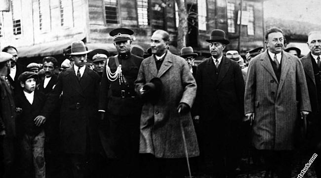 Mustafa Kemal'e Samsun'da suikast girişimi