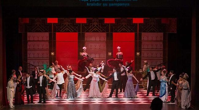 SAMDOB, 'Yarasa' operetini sahneleyecek