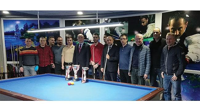 Şampiyonu ıstaka Serdar Çetin