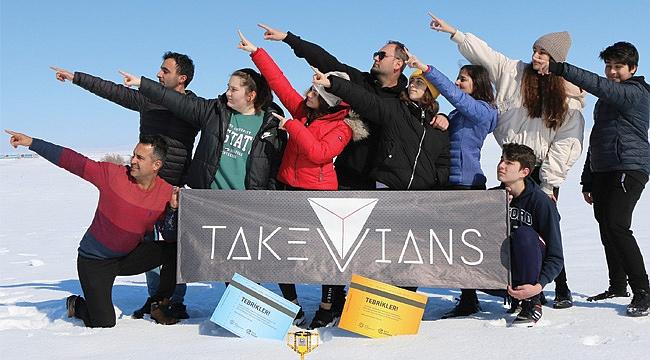Takevians Kayseri'yi salladı!