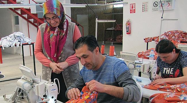 Tekstilde istihdam 1 milyonu aştı