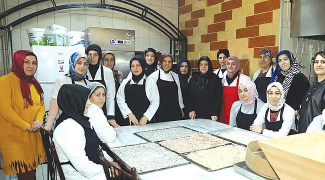 Türk mutfağına hayat veriyorlar