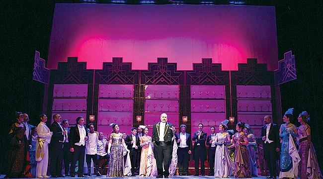 Yarasa operetinin ihtişamı SAMDOB'da