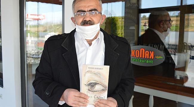 Garsonun şiir kitabı yayınlandı