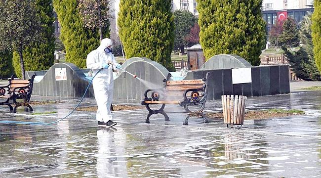 Büyükşehir'den temizlik seferberliği