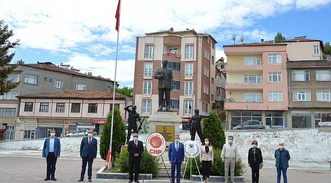 CHP ve ADD'den 101. yıl kutlaması