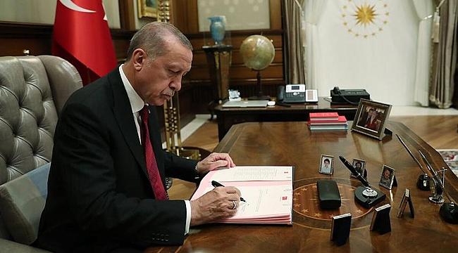 Erdoğan'dan Samsun için çok önemli imza