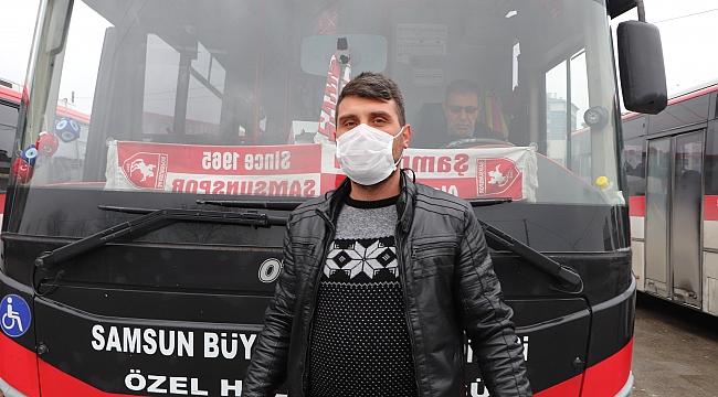 Halk otobüslerine yakıt desteği