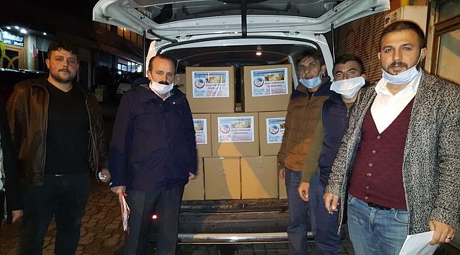 KADEF'ten çok anlamlı yardım kampanyası