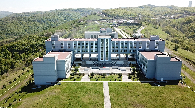 Karadeniz'de tek SAMÜ'de kuruldu