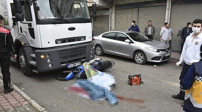 Liman Mahallesi'nde cinayet